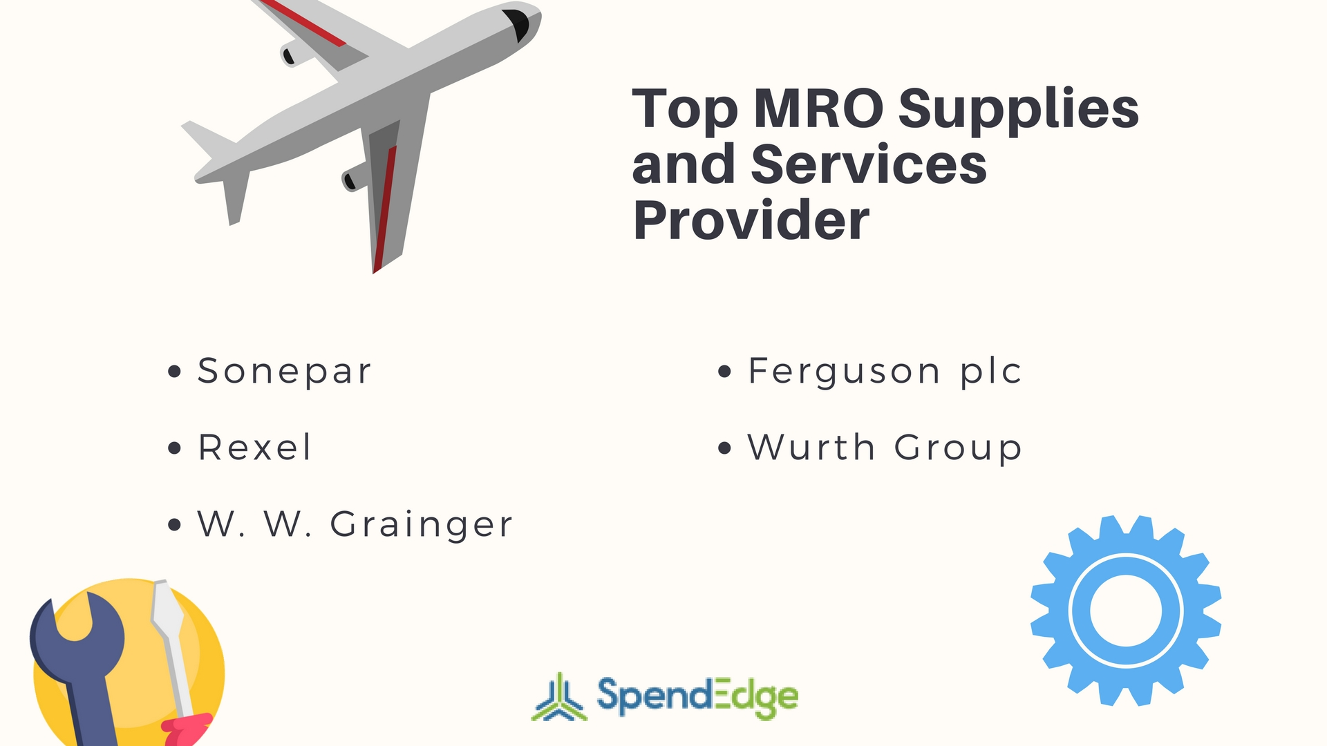 Top MRO Supplies and Services Provider